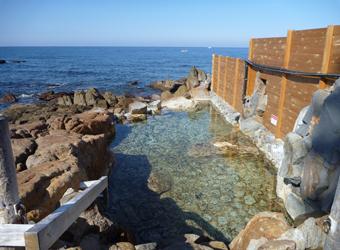 崎の湯(白浜温泉)