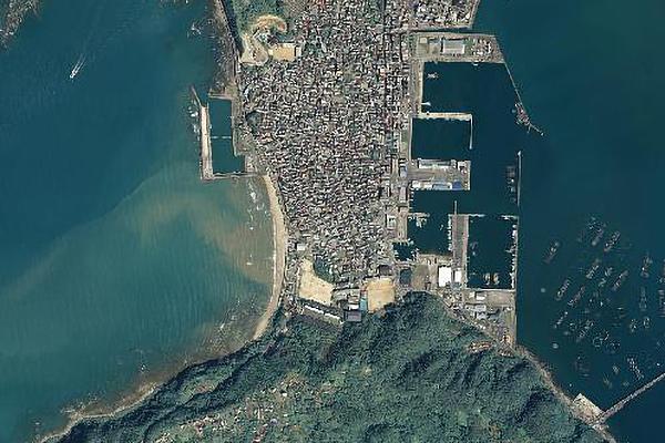 潮岬の陸繋島